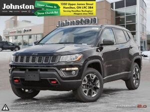 2018 Jeep Compass Trailhawk 4x4  - Navigation - $91.25 /Wk