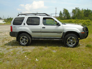 2003 Nissan Xterra SUV, Crossover SUPER CHARGED