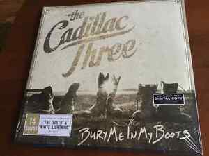 The Cadillac Three, Bury Me in My Boots, vinyl