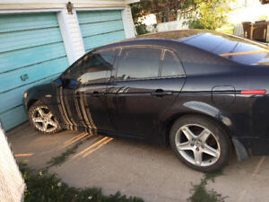 2005 Acura TL *parts car*