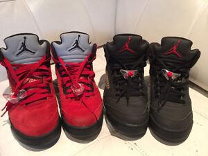 Air Jordans 1, 7, 12, 4, Kyrie 1's & more Sizes 6Y-11