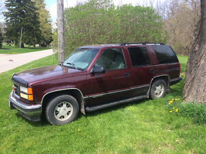 1995 GMC Yukon 1500 series Wagon