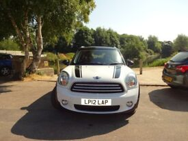 MINI Countryman COOPER D (white) 2012