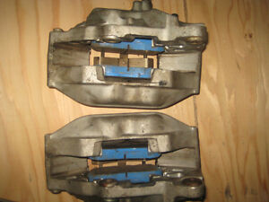 01 05 TOYOTA ALTEZZA IS300 FRONT CALIPER CONVERSION JDM IS300
