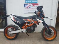 KTM 690 SMC Supermoto 2014 Low mileage