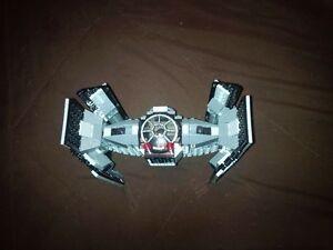 Lego Star Wars 8017 Darth Vader's TIE fighter Kitchener / Waterloo Kitchener Area image 2