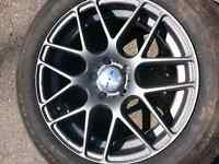 18inch RTX ENVY rims and tires