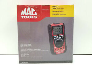 Multimètre Mac tools EM721 dans la boite 249.95$