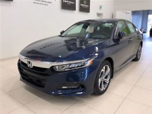 2018 Honda Accord Sedan EX-L 1.5L TURBO 192 CH + HONDA SENSING +