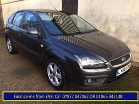 2007 Ford Focus 1.8TDCi Zetec Climate DIESEL Only 49k with full service history