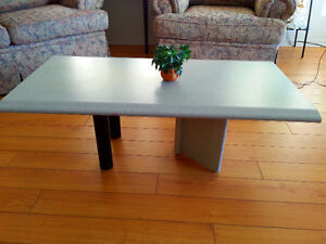 ***Reduced*** Modern Melanine Coffee Table