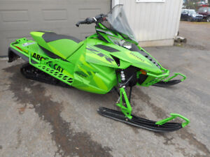 2016 ARCTIC CAT ZR 9000 LIMITED TURBO 129