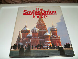 """National Geographic """" The Soviet Union Today"""""""