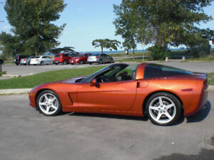 2005 Chevrolet Corvette Z51 Low Km