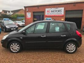 2009(59) Renault Scenic 1.6 VVT ( 111bhp ) auto Dynamique, **ANY PX WELCOME**
