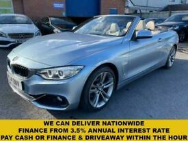 image for 2014 BMW 4 Series 2.0 420D SPORT 2d 181 BHP Convertible Diesel Automatic