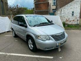 image for Chrysler Voyager 2.8CRD automatic Executive 2008 (58) 7 Seater Heated Leather