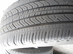 4 tires which were used for Acura rsx - in very good condition