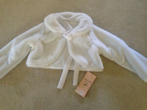 GIRLS COMMUNION JACKET