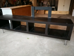 Ikea Kallax TV Multi Purpose Stand Shelving Unit