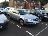 VW PASSAT S estate 93,000 miles, great condition inside and out