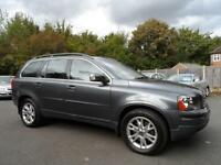 Volvo XC90 2.4 AWD 185 AUTOMATIC D5 SE 7 SEATER FULL LEATHER 56 PLATE