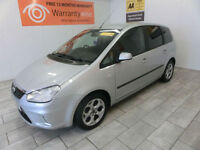 2008 Ford C-MAX 1.6 16v Zetec ***BUY FROM ONLY £24 PER WEEK***
