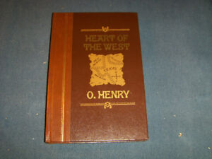 HEART OF THE WEST-O. HENRY-1993-READER'S DIGEST-LIKE NEW!