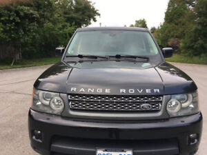 2010 Range Rover, Supercharged SPORT, REDUCED for quick sale