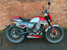 FB Mondial Flat Track 125 - own this bike for only £17.65 a week!