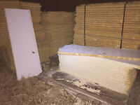 Trailer Skirting, Chick Coups, Insulation fiberglass R16 Panels