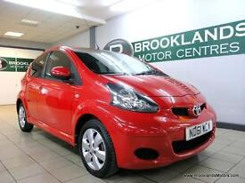 Toyota AYGO 1.0 VVT-I GO! [5X SERVICES and 20 ROAD TAX]