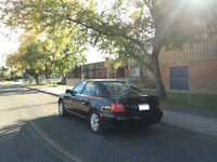 LOW LOW KMS Audi A4 1.8T Quattro New CLUTCH and TIRES