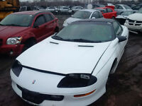 1996 Chevrolet Camaro just arrived for parts at Pic N Save!