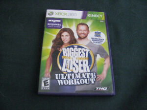 The Biggest Loser Ultimate Workout (Kinect)