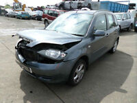 Mazda 2 1.4 TS2 DAMAGED REPAIRABLE SALVAGE