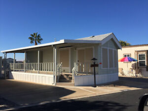 Wanted: 5 month Rental of a Park Model or Mobile Home, Yuma,Az