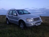 STUNNING MERCEDES ML270 CDI