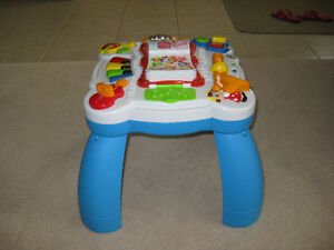Leap Frog Learning Table Cambridge Kitchener Area image 1