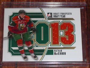 Hockey magnifique cartes de joueurs recrues  rare mint 1/1 . Saguenay Saguenay-Lac-Saint-Jean image 2