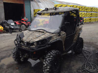Used 2013 Can Am Commander XT 1000R / !!!!LOADED!!!!