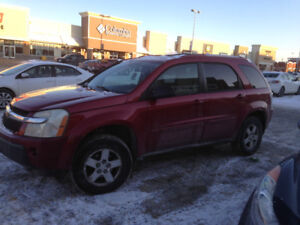 LOWERED for quick sale 2005 Chevrolet Equinox SUV, Crossover