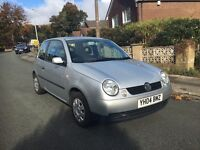 VW Lupo 1.0 litre. Has been very well looked after. Loads of service history. Long clean MOT