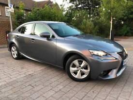 Lexus IS 300h 2.5 ( 181bhp ) E-CVT 2014MY SE