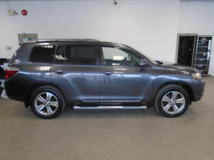 2008 TOYOTA HIGHLANDER! 7 PASS! LEATHER! 1 OWNER! ONLY $12,900!