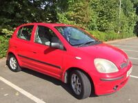 TOYOTA YARIS 5DR, Private Owner, HPI Clear, MOT Till End Feb 2017
