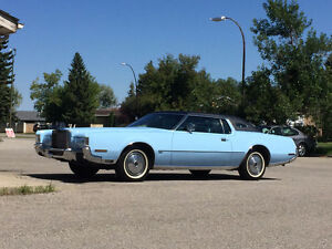 1972 Lincoln Continental Mark 4 Coupe (2 door)
