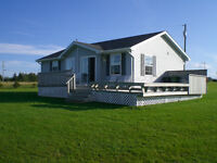 Colville Bay Cottages Souris PEI.(LIVING ON THE EDGE)