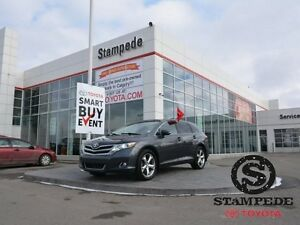 2013 Toyota Venza 4DR WGN V6 AWD PREMIUM   - Certified