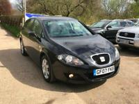 Seat Leon 1.6 2007 Stylance, 87.000 miles full service history 10 services